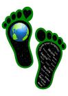 immagine orma ecologica