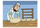 immagine panettiere