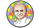 immagine Papa Giovanni Paulo II