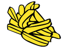 immagine patatine fritte