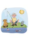 immagine pesca