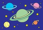 immagine pianeti
