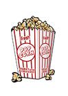 immagine popcorn