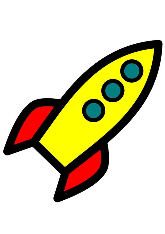 Immagine illustrazione razzo immagini per uso - Immagini stampabili a razzo ...