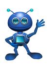 immagine robot