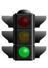 immagine semaforo verde