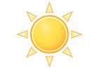 immagine sole