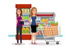 immagine supermercato