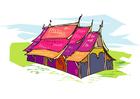 immagine tenda