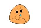immagine triste