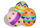 immagine uova pasquali