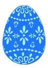 immagine uovo di Pasqua
