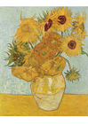 immagine Vincent Van Gogh - I Girasoli