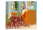 immagine Vincent van Gogh - stanza di Arles