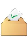 immagine votare - sì